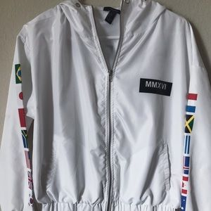Forever 21 Jackets & Coats - Forever 21 Windbreaker